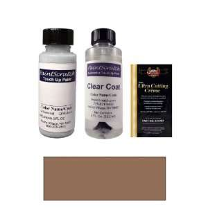2 Oz. Antique Bronze Pearl Metallic Paint Bottle Kit for