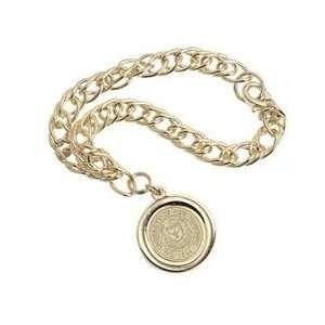 New Hampshire   Charm Bracelet   Gold