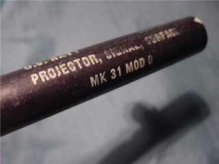 VIntage Vietnam Era MK 31 MOD O pen flare Kit Penguin Industries