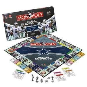 Dallas Cowboys Americas Team Monopoly Game Toys & Games