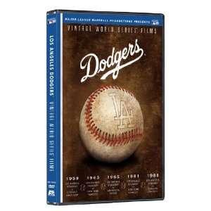 Los Angeles Dodgers Vintage World Series Films DVD Set