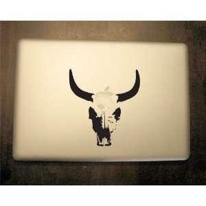 Skull Vinyl Decal for Car Window, Laptop, Wall Etc