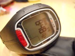 Polar RS100 Heart Rate Monitor and Stopwatch, running watch