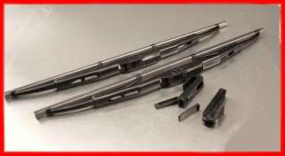 93 to 97 Camaro & Firebird Wiper Blades 1 Pr LIFETIME