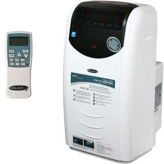 Portable Air Conditioner AC w/ Heat Pump   Dual Hose A/C, Dehumidifier
