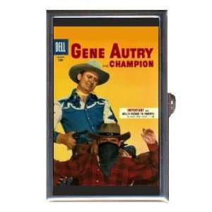 Gene Autry Champion Comic Book Coin, Mint or Pill Box: Made in USA!