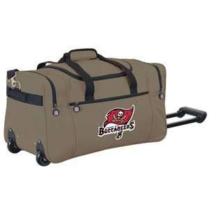 Tampa Bay Buccaneers NFL Rolling Duffel Cooler by