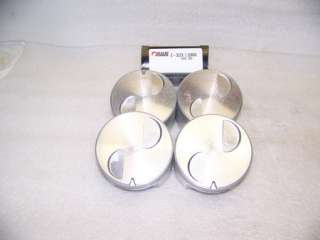 140 (2.3) FORD 60 OVER PISTONS & RINGS BRAND NEW