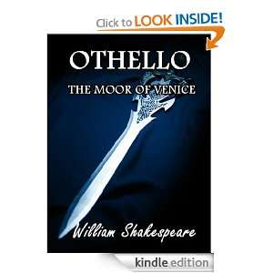 Othello, the Moor of Venice (Illustrated) William Shakespeare, Rachel