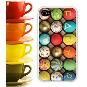 Egg Egg Egg Cup Colorful Candy Hard Case Cell Phones & Accessories