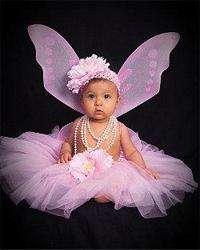 Baby Toddler Girls TuTu Dress Costume Birthday Photos