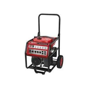 Milwaukee Tools Heavy Duty 5,000 watt gas powered generator #4950 20