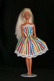 Barbie Doll Clothes Camisole Summer Dress. #232