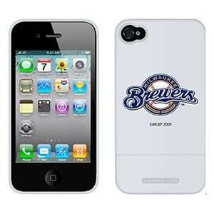 Milwaukee Brewers on Verizon iPhone 4 Case by Coveroo