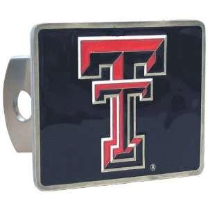 BSS   Texas Tech Raiders NCAA Logo Hitch Cover Everything