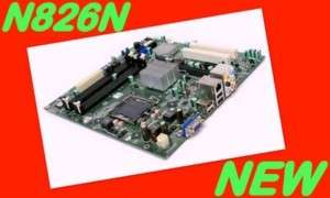 N826N Dell Inspiron 545 Socket 775 Desktop Motherboard