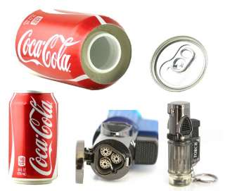 Brand New Safe Hidden Secret Diversion Soda Stash Can Combo   Coke Can