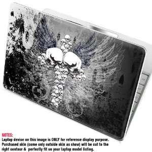Protective Decal Skin Sticker for Dell Vostro 1015 15.6 inch screen