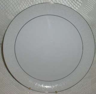 Crown Victoria China Lovelace Round Serving Platter