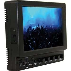 Ikan VX7 P HD SDI LCD Monitor with Panasonic Battery Plate