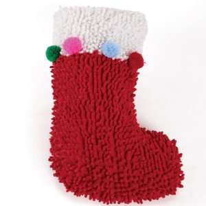 Zanies Dog Holiday Huggable Toy, Stocking, 13 1/2 Inch