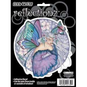 Jessica Galbreath Jasmine Reflectionz 6x8 Decal