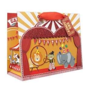 120 Pcs Premium Paper Gift Bags Bulk 8 x 10 x 4 (Birthday