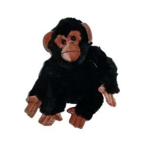 Chimp Monkey Plush Stuffed Toy Soft and Squishable Toys & Games