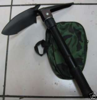 Military Style Camp Survival Folding Shovel Pouch