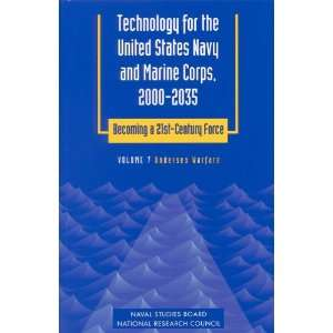 Technology for the United States Navy and Marine Corps