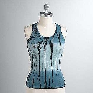 Womens Tie Dye Tank Top  Everlast® Clothing Womens Tops
