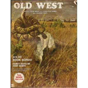 Old West Magazine (Volume 2, No. 2, Whole Number 6): Pat