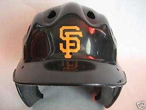 San Francisco Giants Batting Helmet Sticker Decal