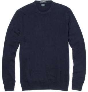 Crew Cashmere Crew Neck Sweater  MR PORTER