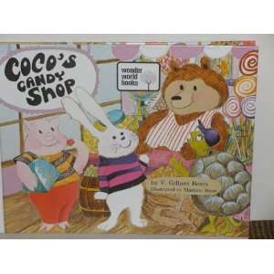 COCOS CANDY SHOP  WONDER WORLD BOOKS V. Gilbert Beers