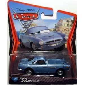 Disney Pixar Cars 2 Finn McMissile 155 Scale Mattel 2011
