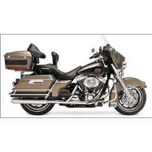 Kerker P.A.T. Chrome Slip Ons For Harley Davidson Touring Automotive