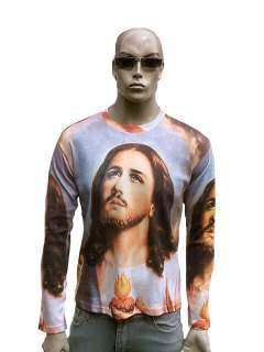 JESUS CHRIST Religion Cowboy Super Star T Shirt g.M L