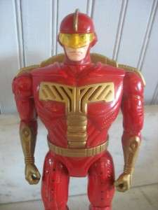 1996 TURBO MAN action figure Jingle all the Way toy