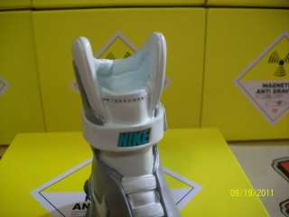 Nike Mag 2011 Limited Edition 4 Ceramic Replica Marty McFly air yeezy