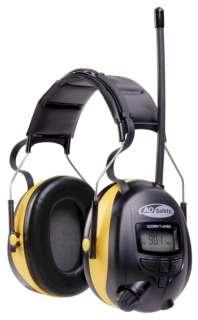 Original PELTOR 24dB Gehörschutz Kopfhörer mit  Anschluß