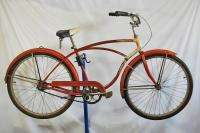 Vintage 1956 Schwinn Flying star middleweight bicycle bike bendix 2