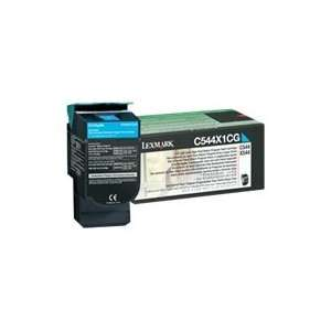 Lexmark   Toner cartridge   Extra High Yield   1 x cyan