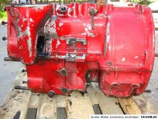 Zylinder Motor vom Porsche Diesel Standart 218 Traktor Schlepper
