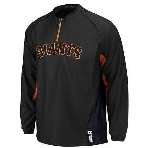 San Francisco Giants Youth Triple Peak Cool Base Gamer Jacket