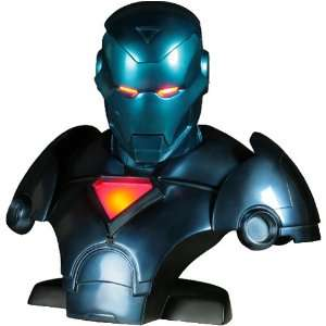 Stealth Iron Man Legendary Scale Bust by Sideshow Toys