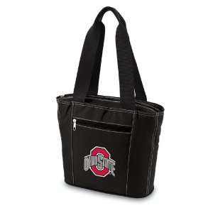 Molly Lunch Tote/Black Ohio State (Embroidery): Patio, Lawn & Garden