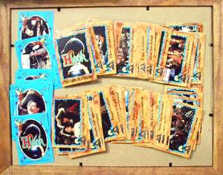 1991 Topps Hook Trading Card & Sticker Set
