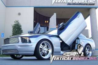 FORD MUSTANG 05 08 LAMBO DOOR KIT VERTICAL DOORS INC