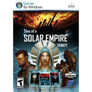 Stardock Corporation 02027 1 0701 Pc Sins Solar Empr Trinity Mbx